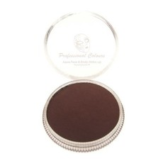 Aqua body & facepaint PXP 30 gr Mocca Brown