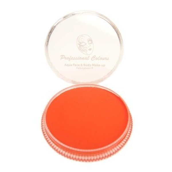 Aqua paint / waterverf PXP 30 gr neon oranje