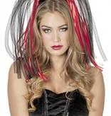 Haarband duivel met licht