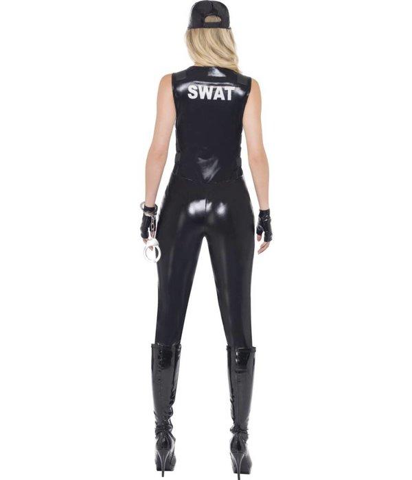 Fever SWAT kostuum vrouw