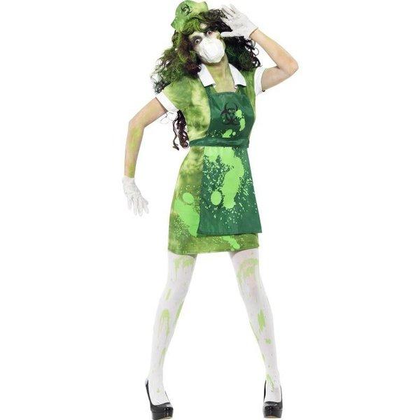 Labaratorium Horror kostuum vrouw