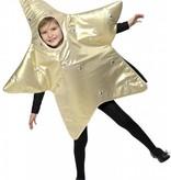 Kerstster outfit kind