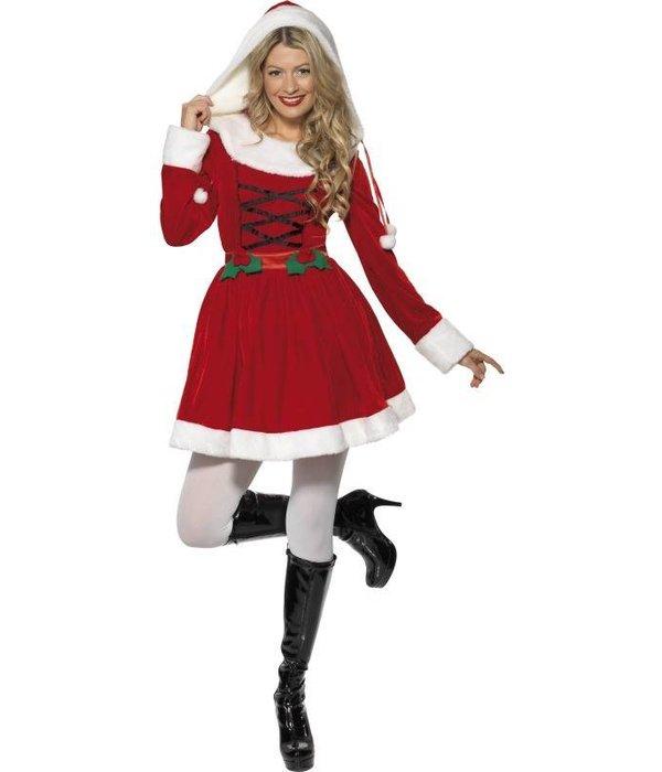 Kerstvrouw jurkje
