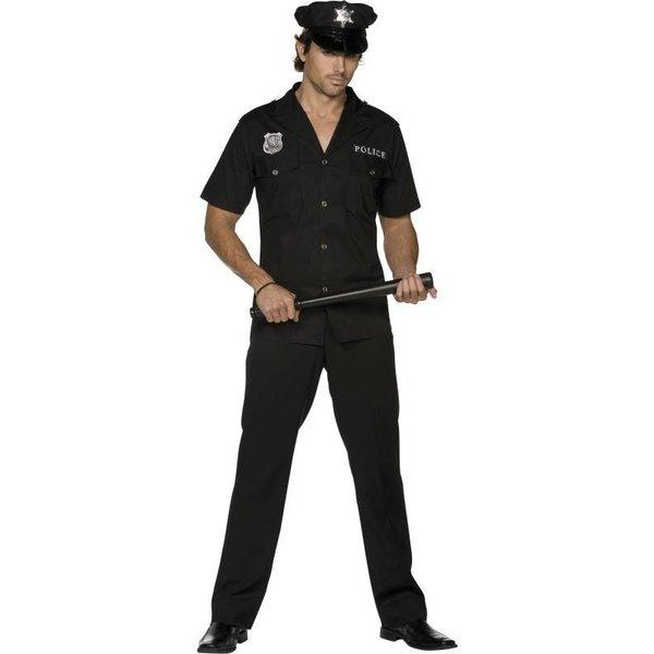 Fever Politieagent kostuum