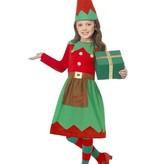 kerstmeisje kostuum