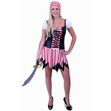 Sexy Piraten verkleedkleren vrouw