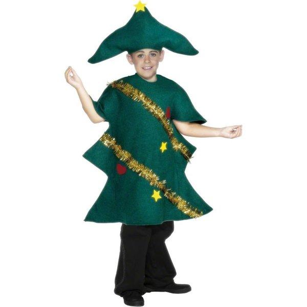 Kerstboom kostuum kind