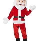 Kerstman Mascotte pak