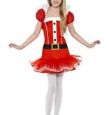 Miss Santa kostuum kind