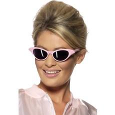 Bril Rock 'n roll roze