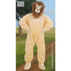 Leeuwen mascotte kostuum pluche