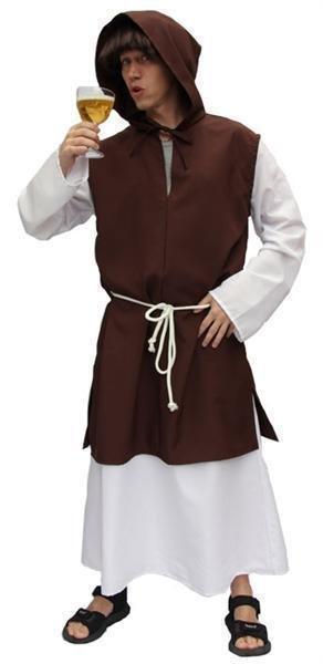 Kostuum Pater Trappist