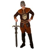 Kostuum krijger man