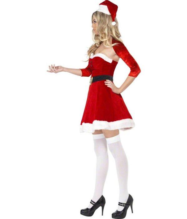 Sexy Kerstvrouw pakje