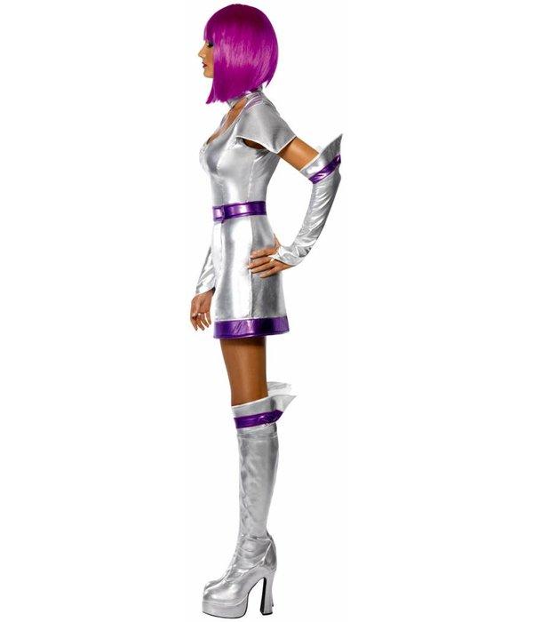 Fever Spacegirl kostuum