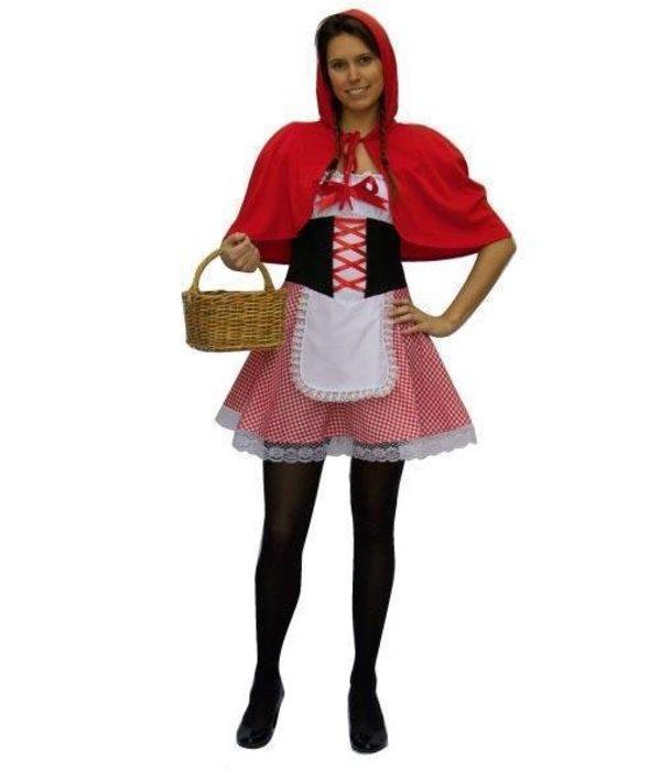 Kostuum Roodkapje