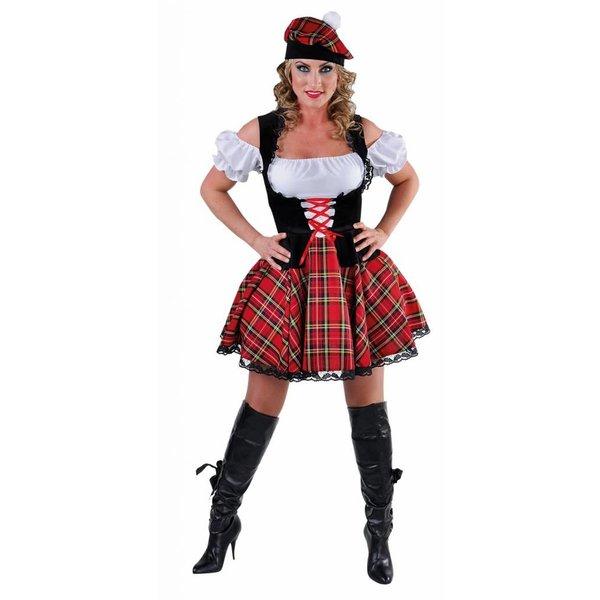 Sexy Schots kostuum