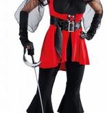 Musketierspak vrouw elite
