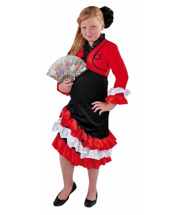 Spaanse jurk meisje Elite