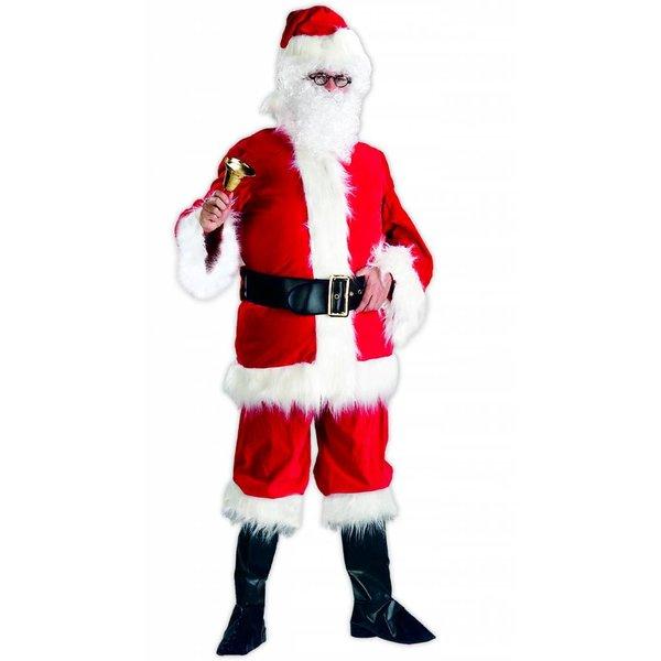Red Santa Kerstman luxe