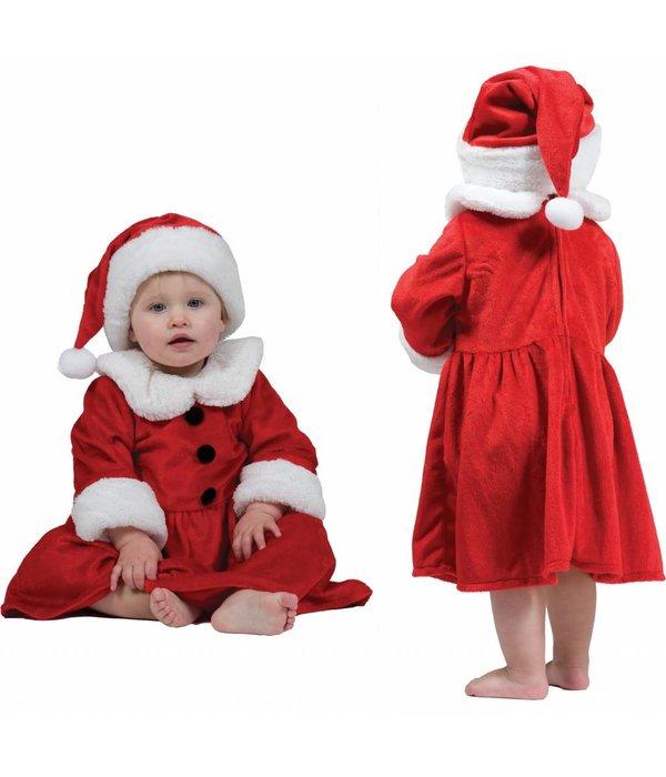 Baby Santa girl pakje