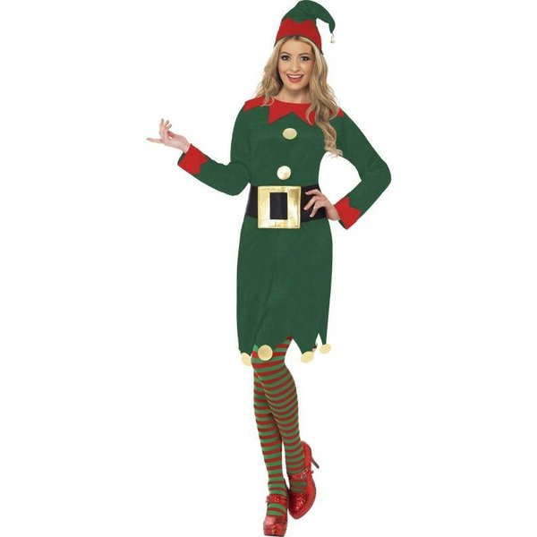 Elf verkleedkleding vrouw