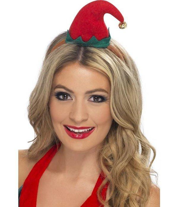 Kersthoedje elf