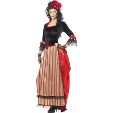 Authentieke Cowgirl kostuum