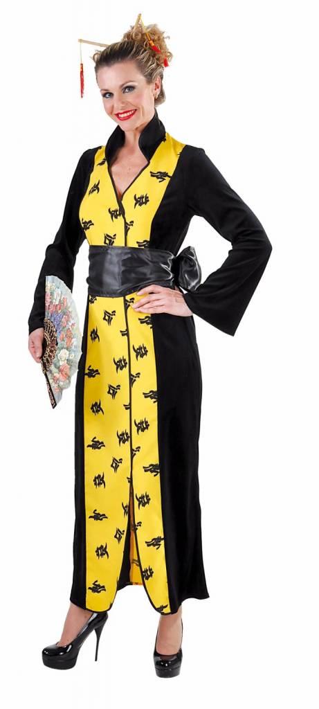 Chinese kimono dame