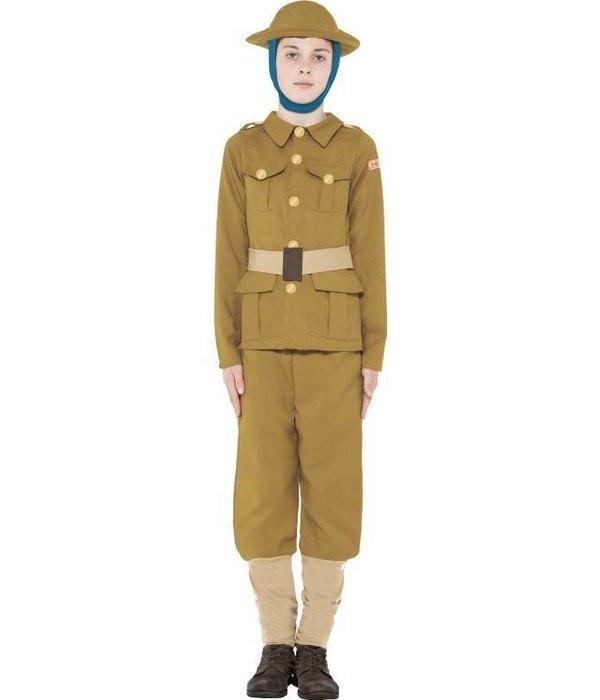 oorlogskind verkleedpak