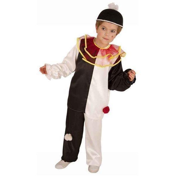 Pierrot kostuum kind
