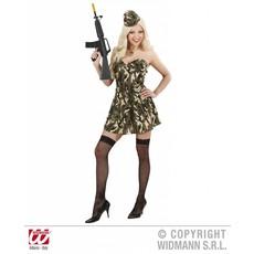 Sexy Soldate verkleedkleding