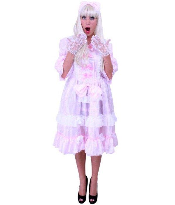Sweet Princess kostuum vrouw