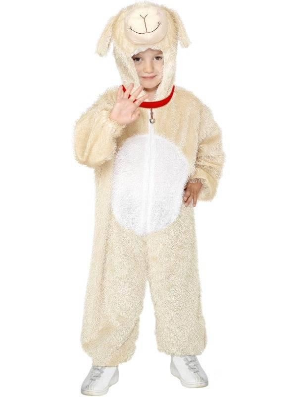 Lammetjes kostuum kind