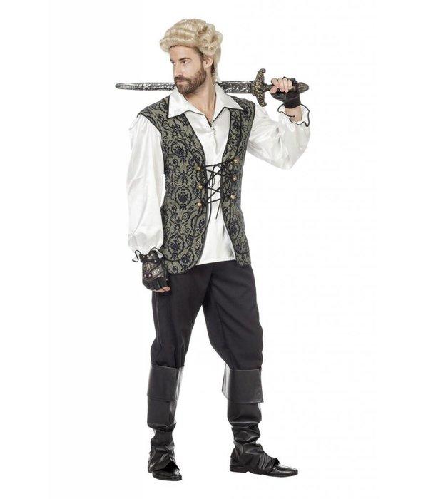 Piraat Heer kostuum