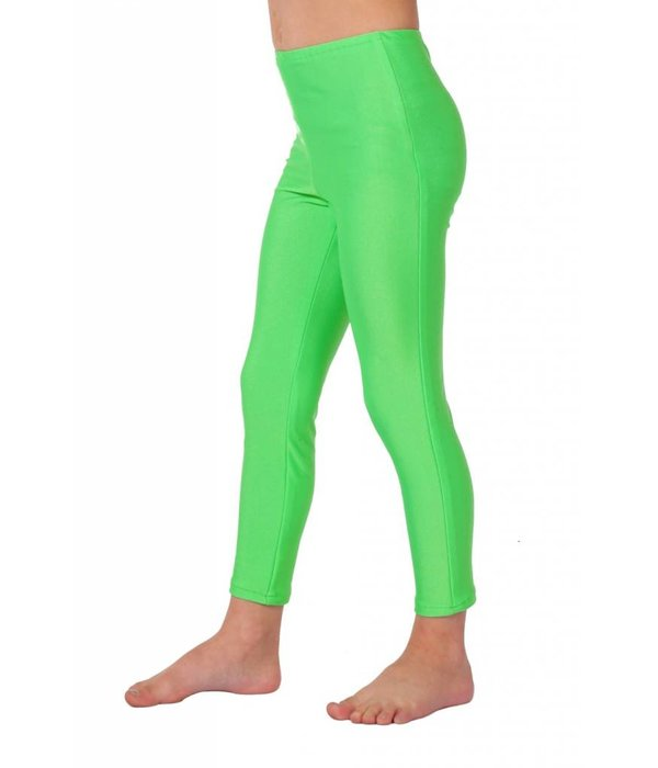 Legging kind neon groen