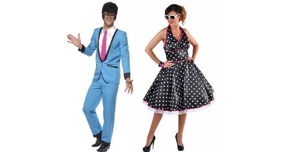 Geliefde Nr.1 in Jaren 50 kleding; Ruim aanbod, scherpe prijzen #ZV54