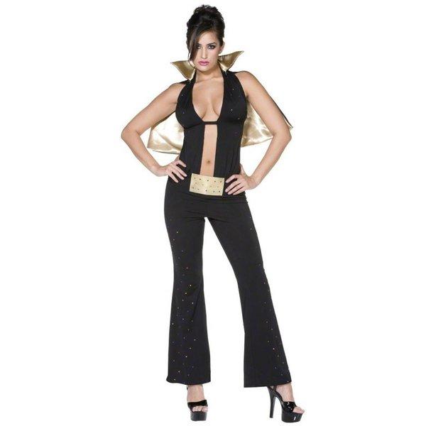 Sexy fever Elvis Las Vegas kostuum