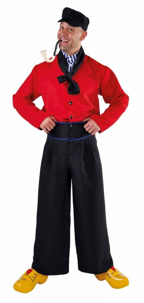 Genoeg Volendammer Kostuum Man nodig? Dan moet je deze hebben  YS91