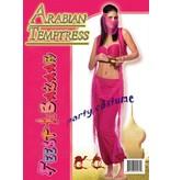 Arabische danseres kostuum