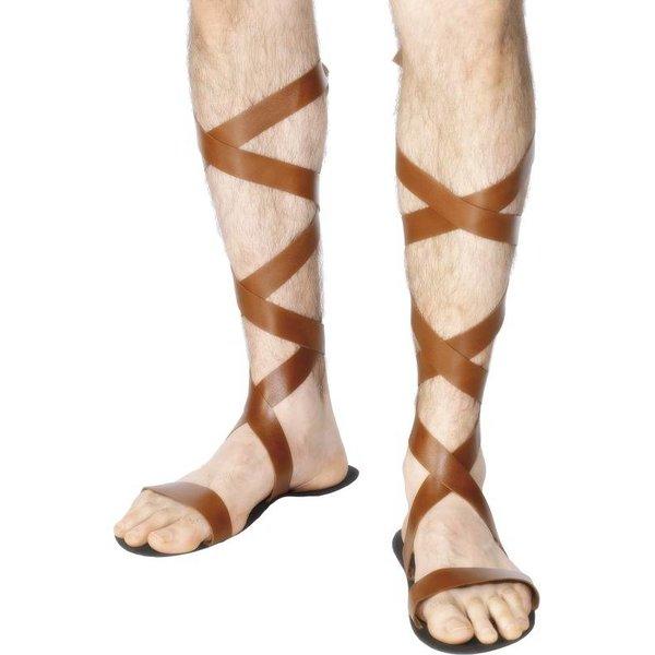 Romeinse sandalen