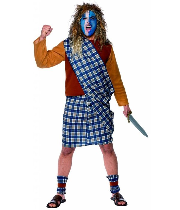 William Wallace Schot kostuum