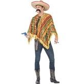 Poncho mexico set eco