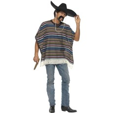 Authentieke poncho