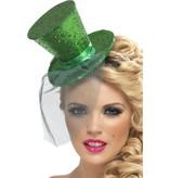 Fever mini hoedje groen