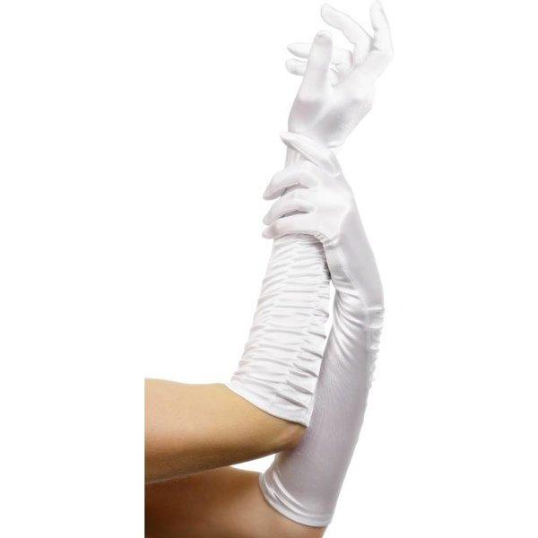 Diva handschoenen wit