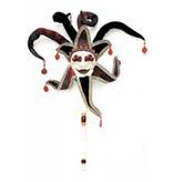 Venetiaanse Joker op stok