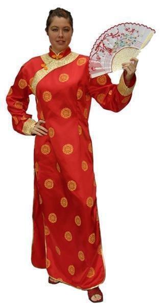 Miss Shanghai Kimono