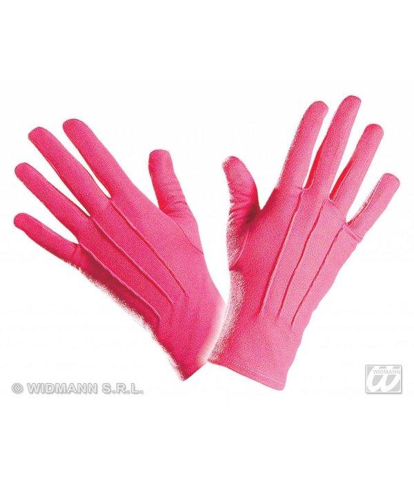 Handschoenen roze