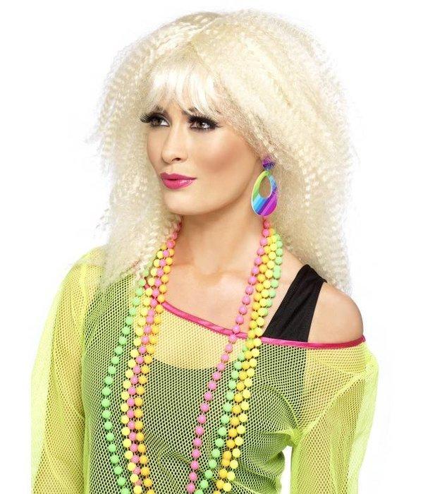 Neon Hippie oorbellen